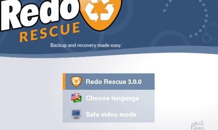 Redo Rescue 3.0