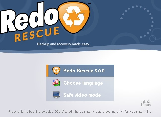 "Redo Rescue 3.0 Switches to Debian GNU/Linux 10 ""Buster,"" Adds UEFI Secure Boot"