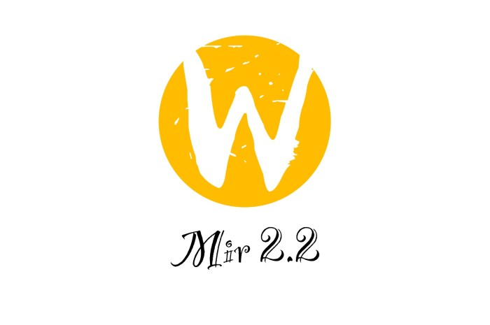 Mir 2.2 Released with Support for Software Buffers on X11, Wayland, and GBM/KMS