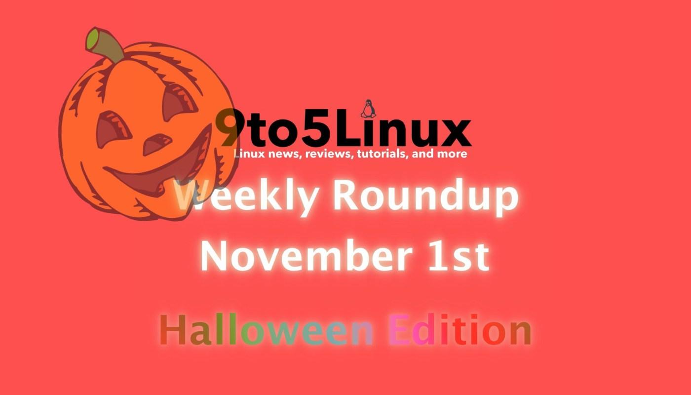 Weekly Roundup Halloween