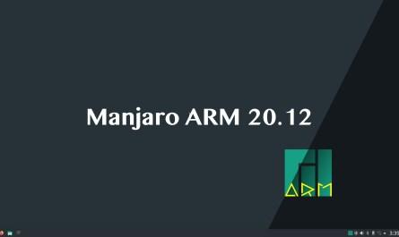 Manjaro ARM 20.12
