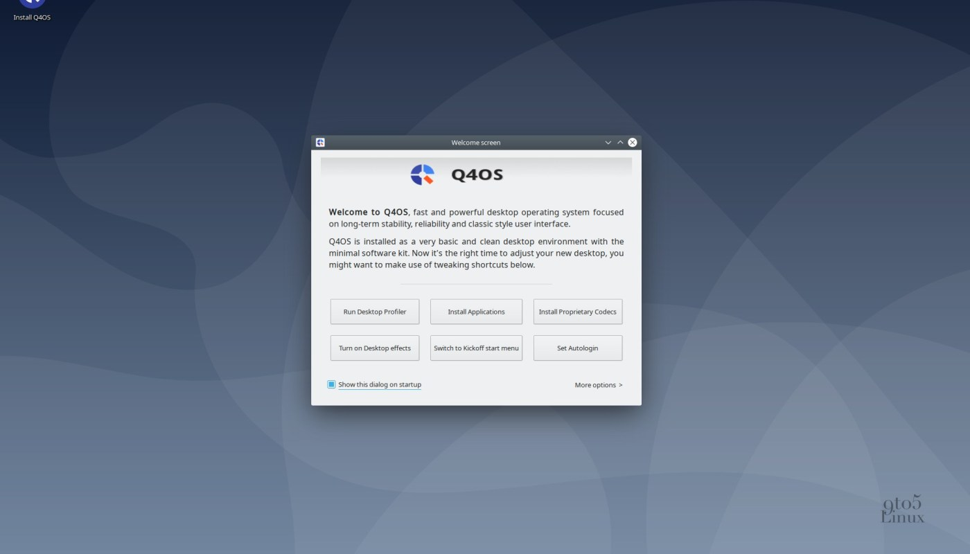 Q4OS 3.13