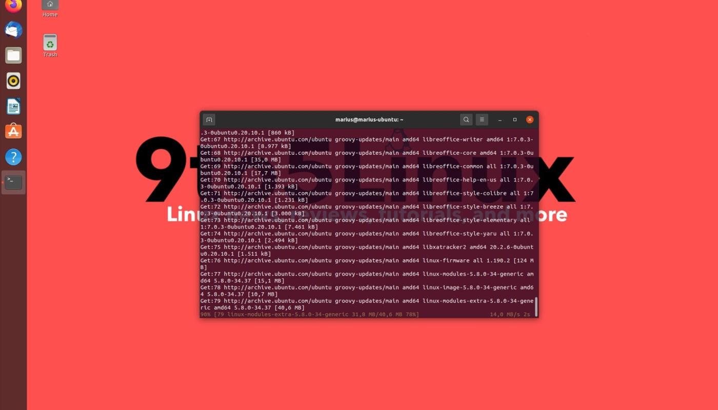 New Ubuntu Linux Kernel