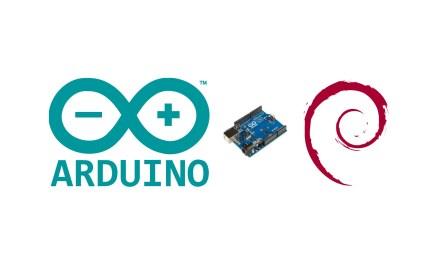 Arduino IDE Debian
