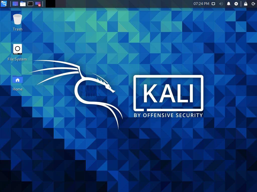 Kali Linux 2021