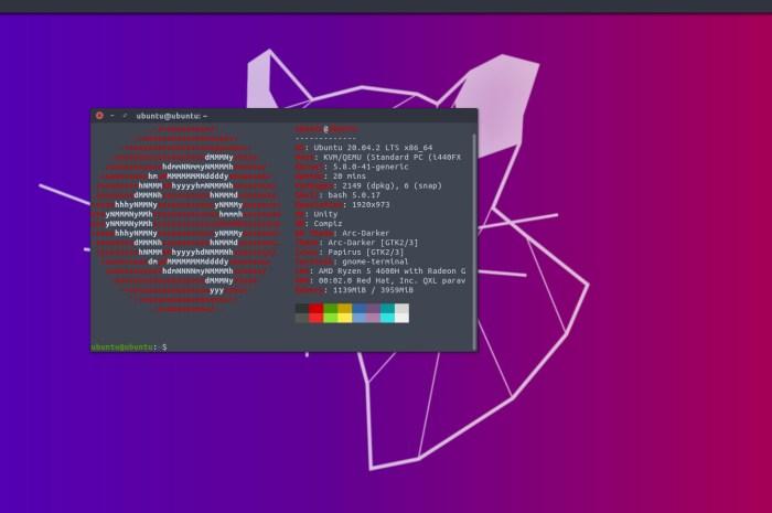 Ubuntu Unity Remix 20.04.2 Released with GRUB2, Artwork Refinements