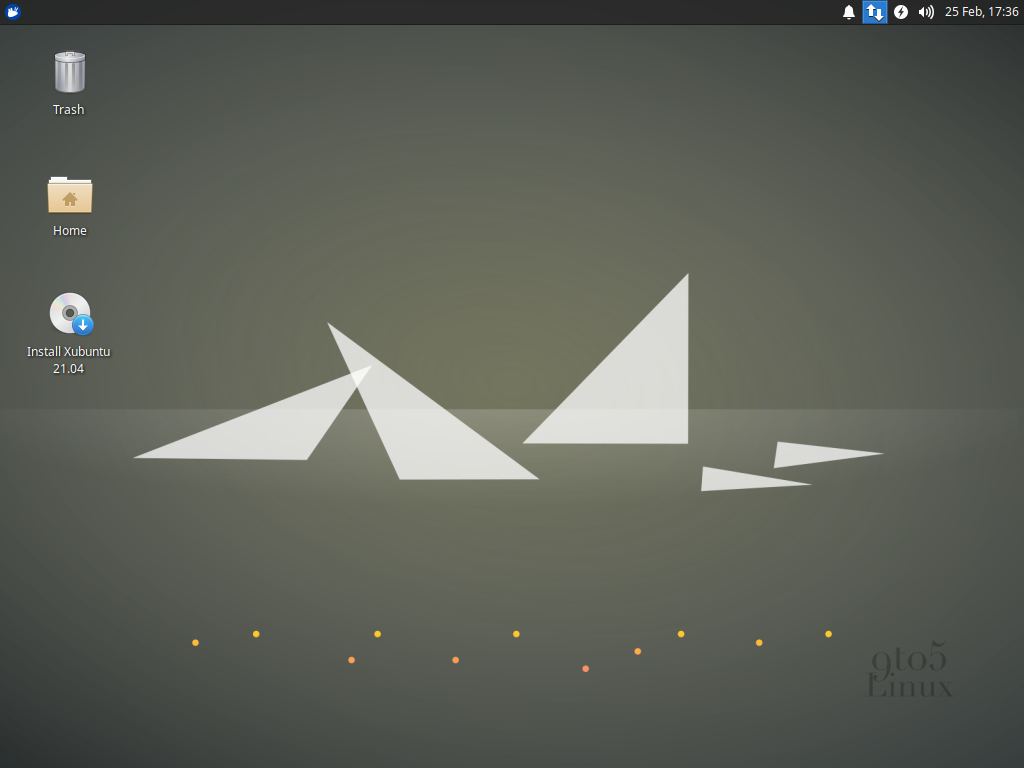 Xubuntu 21.04