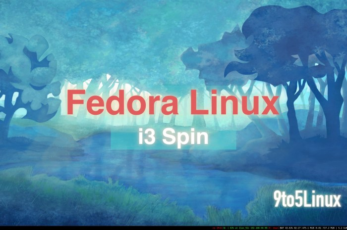 First Look at Fedora Linux's New i3 Spin: Heaven for Tiling WM Fans