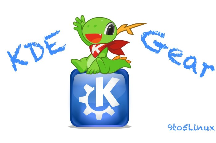 KDE Gear 21.04 Gets First Point Release with Konsole Improvements, More