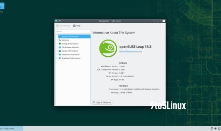 openSUSE Leap 15.3 Beta
