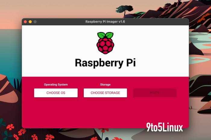 Raspberry Pi Imager Now Lets You Control Advanced OS Features When Flashing Images
