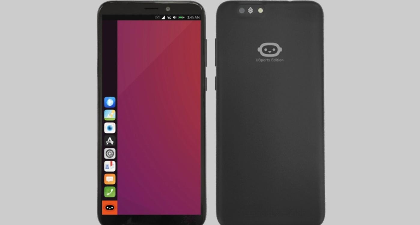 Ubuntu Touch OTA-16