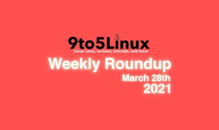 Weekly Roundup March 28th