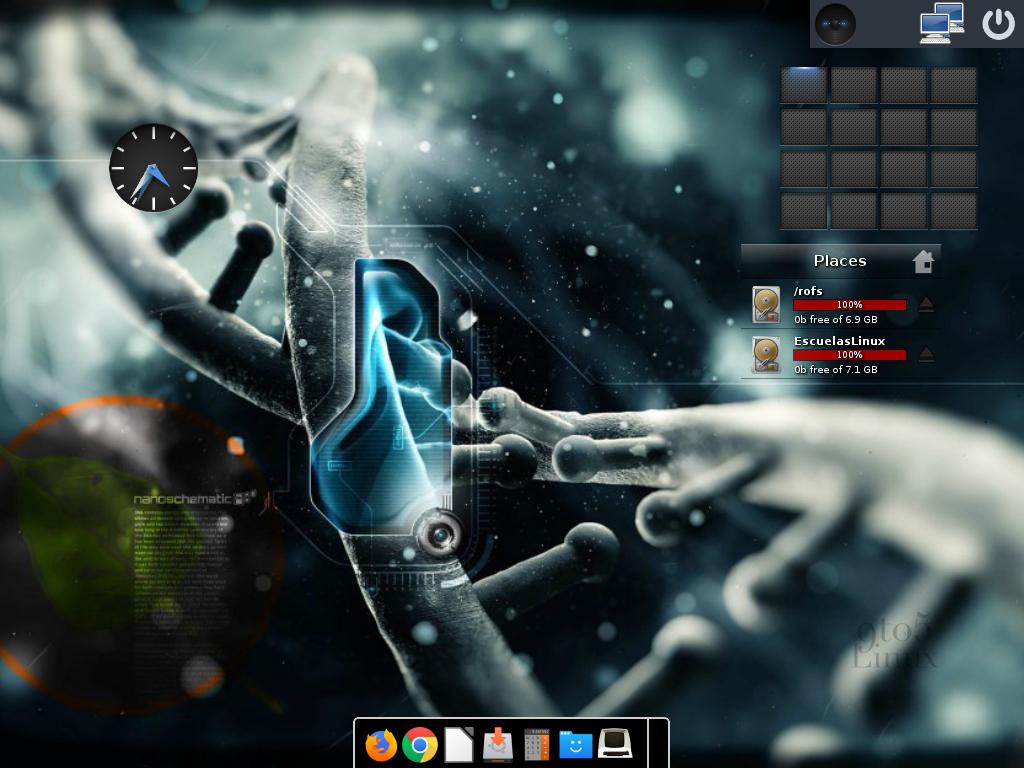 Escuelas Linux 6.12