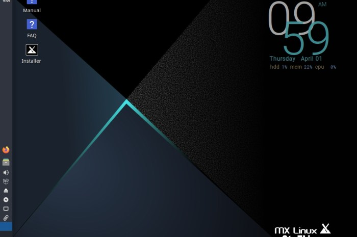 MX Linux 19.4 Arrives with Support for Linux Kernel 5.10 LTS and Mesa 20.3