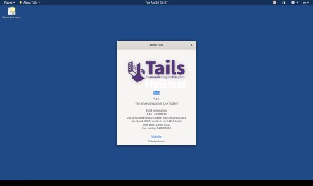 Tails 4.18