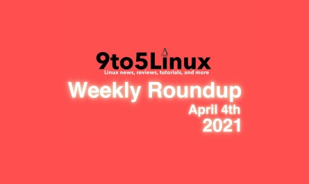 Weekly Roundup April 4th