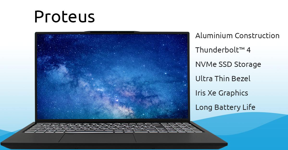 Proteus Linux Laptop