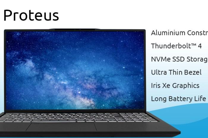 Entroware Unveils New Proteus Linux Laptop Powered by Ubuntu 20.04 LTS