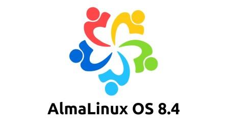 AlmaLinux OS 8.4