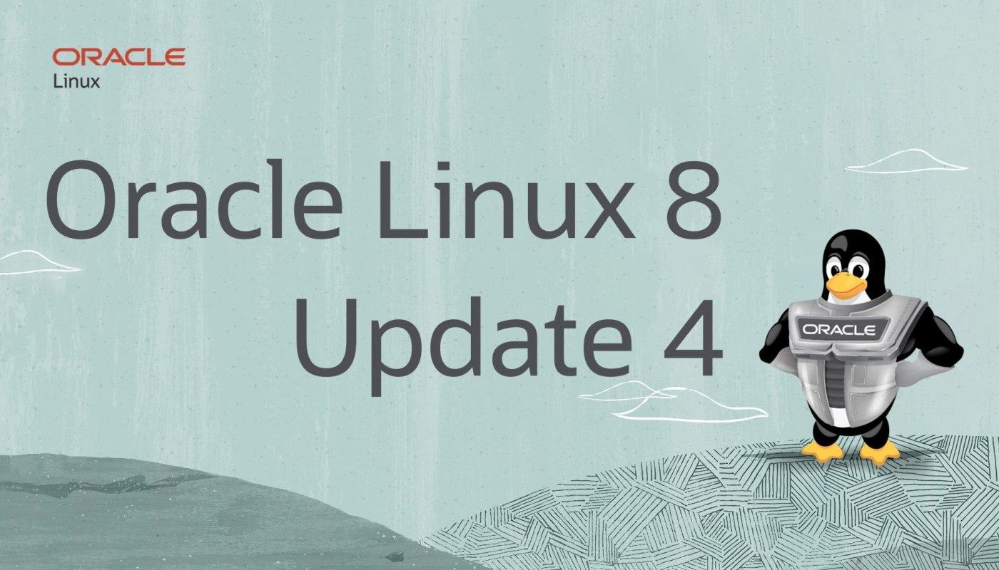 Oracle Linux 8.4