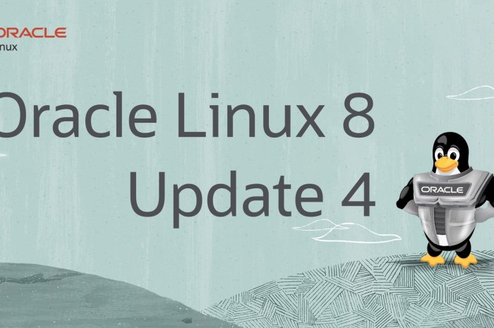 Oracle Linux 8.4 Released with Improved Security, Based on Red Hat Enterprise Linux 8.4