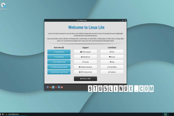 Linux Lite 5.6 Is Out for Public Testing, Final Release Expected on September 1st