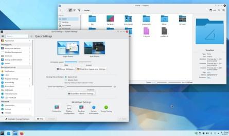 KDE Plasma 5.23 Beta