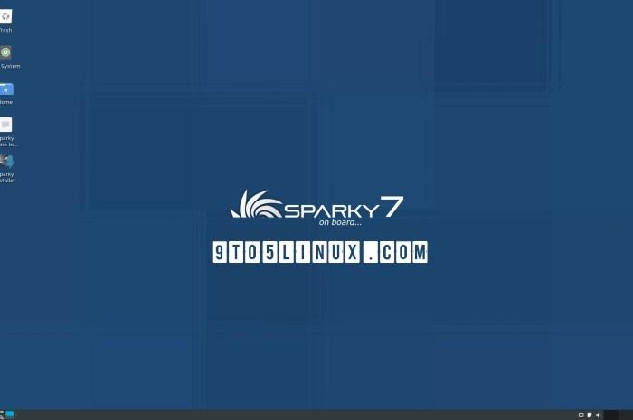 "SparkyLinux 2021.09 Rolling Paves the Way for Debian Bookworm-Based SparkyLinux 7 ""Orion Belt"""