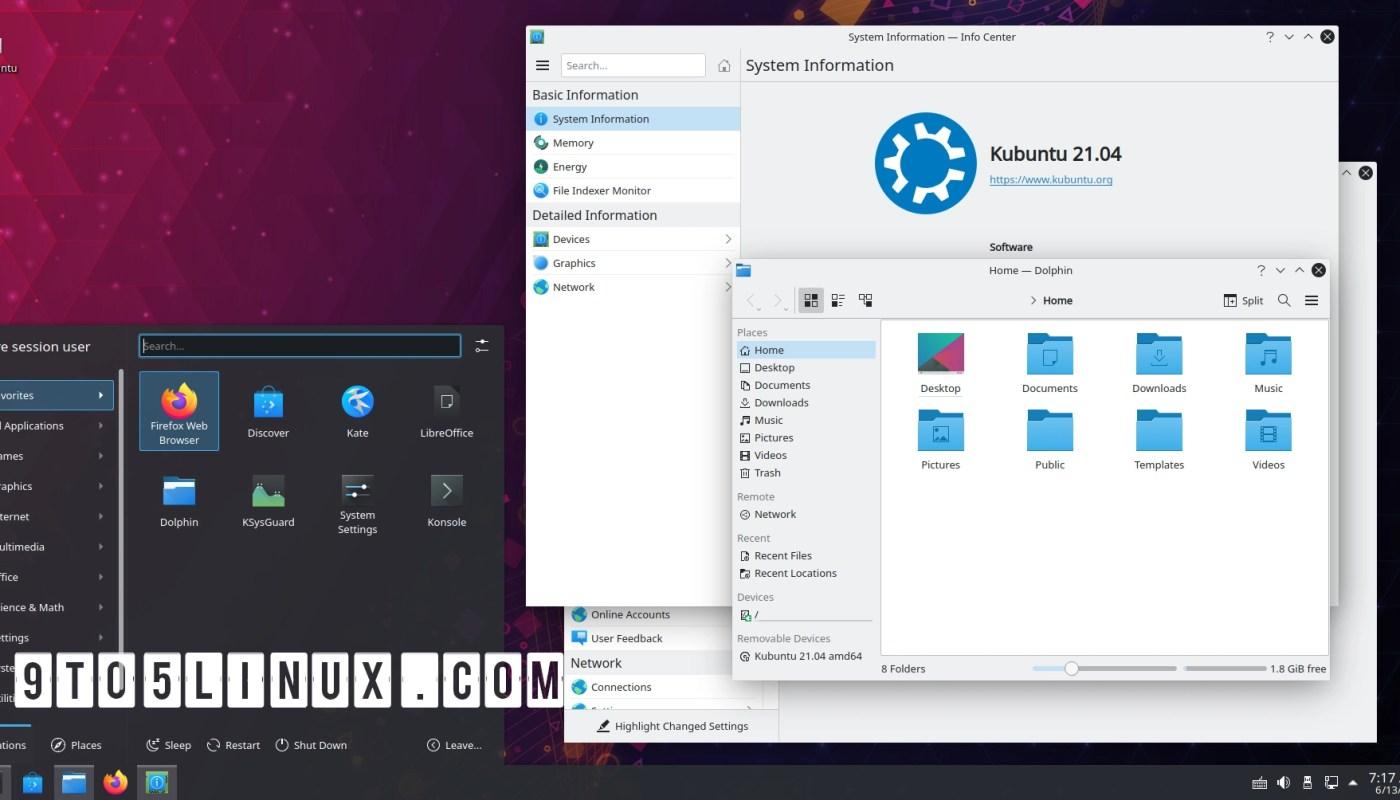 KDE Frameworks 5.87