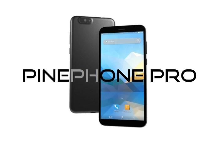 PinePhone Pro Linux Smartphone Unveiled with 4GB RAM, Custom Rockchip SoC