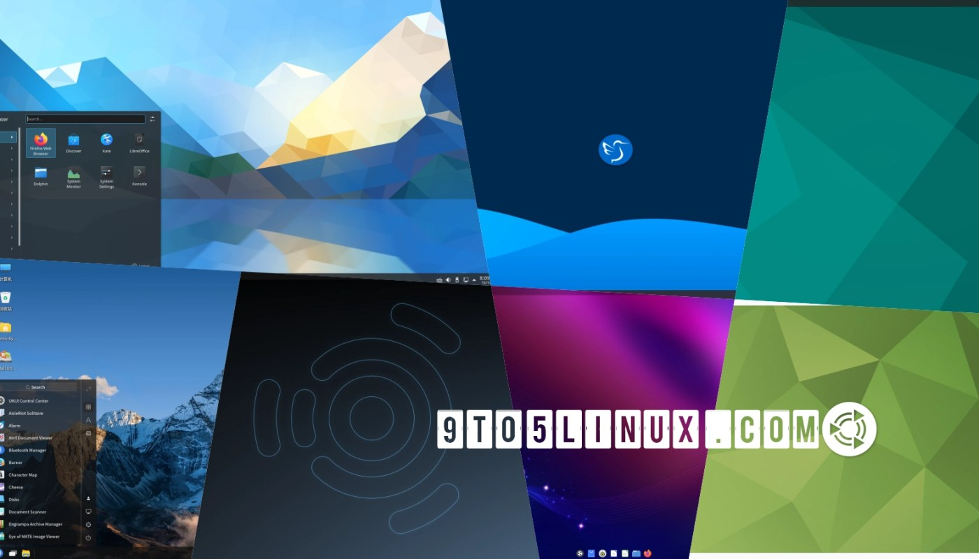 Ubuntu 21.10 Flavors