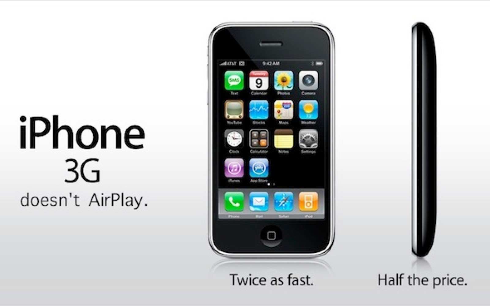 airplay iphone 5 apple kills airplay on iphone 3g 9to5mac 10050