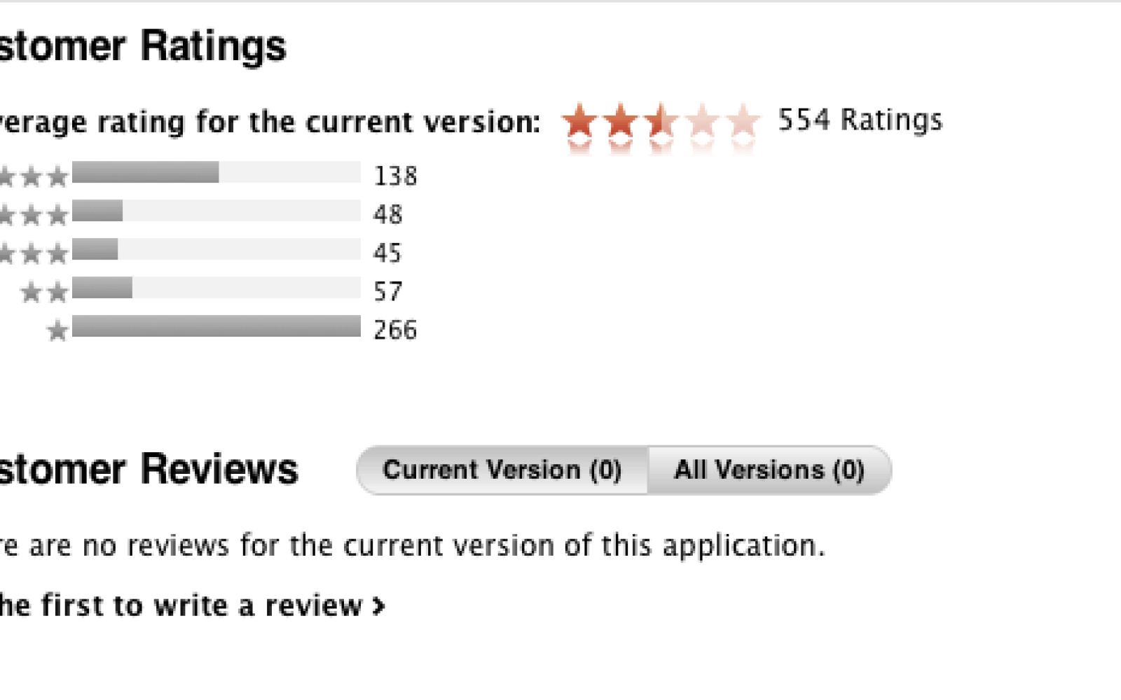 Apple blocks Final Cut Pro X App Store reviews amid