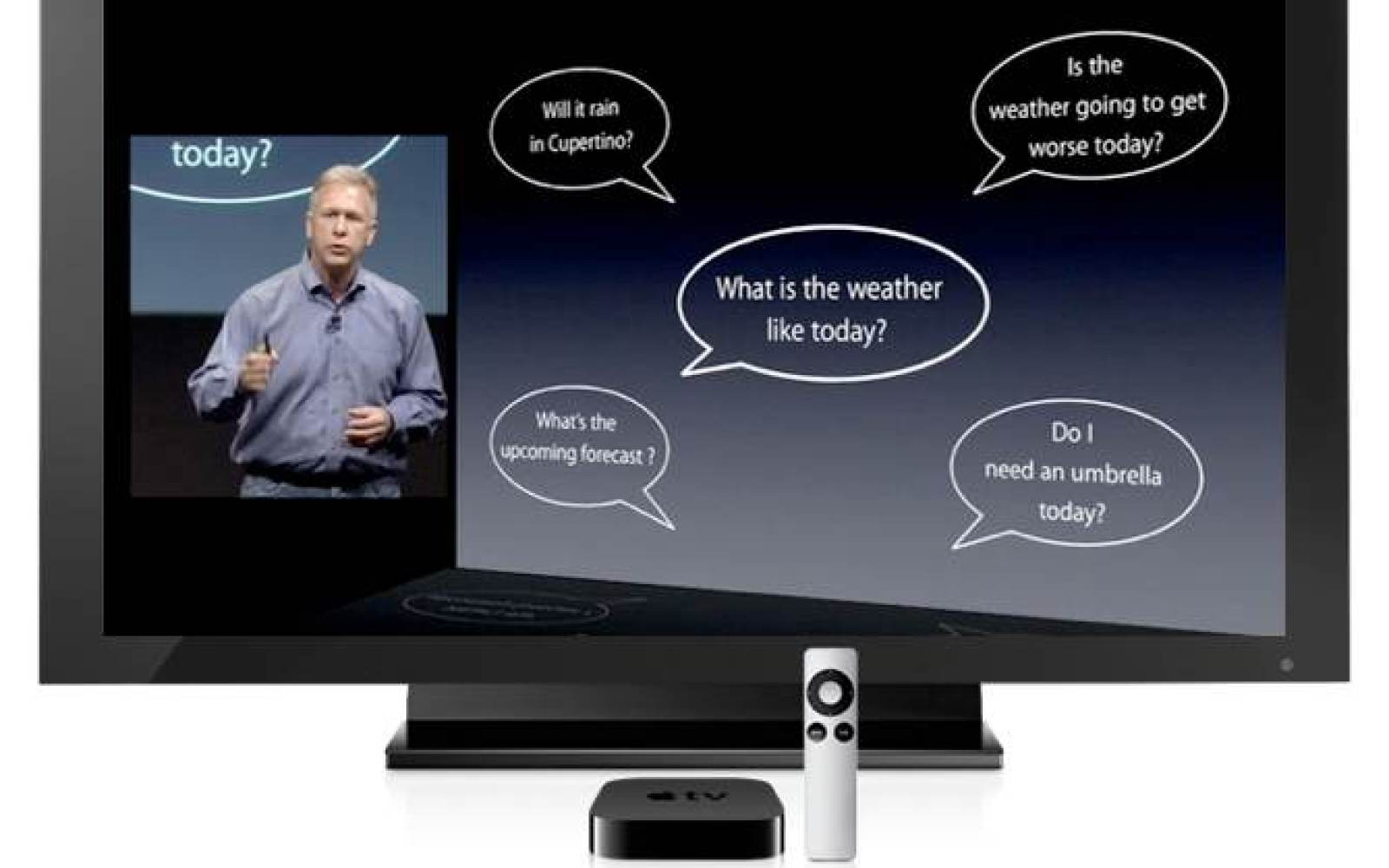 Digitimes says Apple is working on a 4K TV for either later this year or early next year