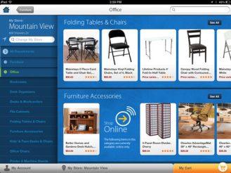 Walmart for iPad (screenshot 002)