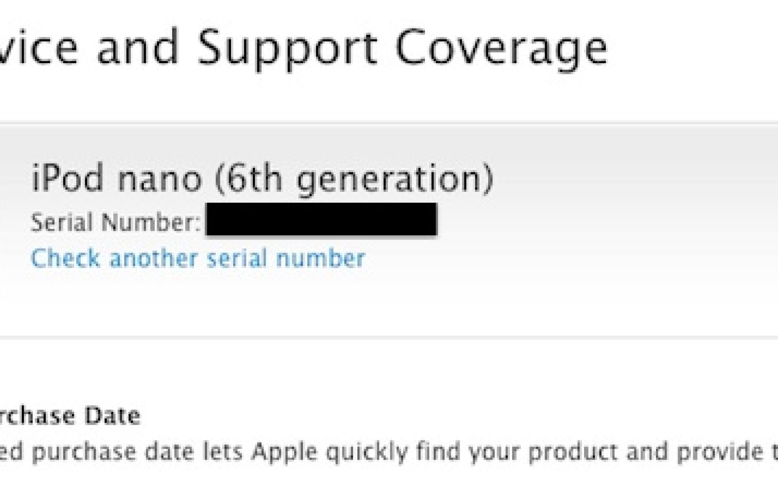 iphone 3 serial number check