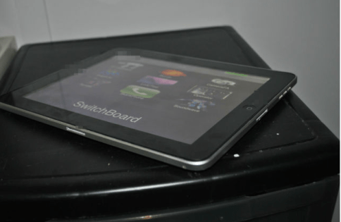 Prototype original iPad 4