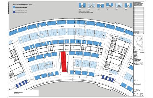 11 Floor Plan—Part 1