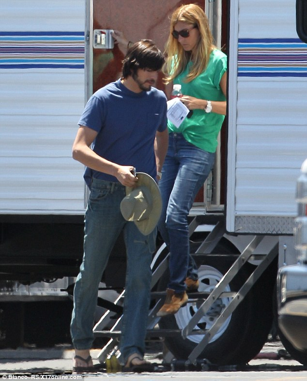 Ashton Kutcher Jobs 12