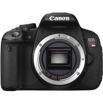 T4i Digital Camera (Body Only)