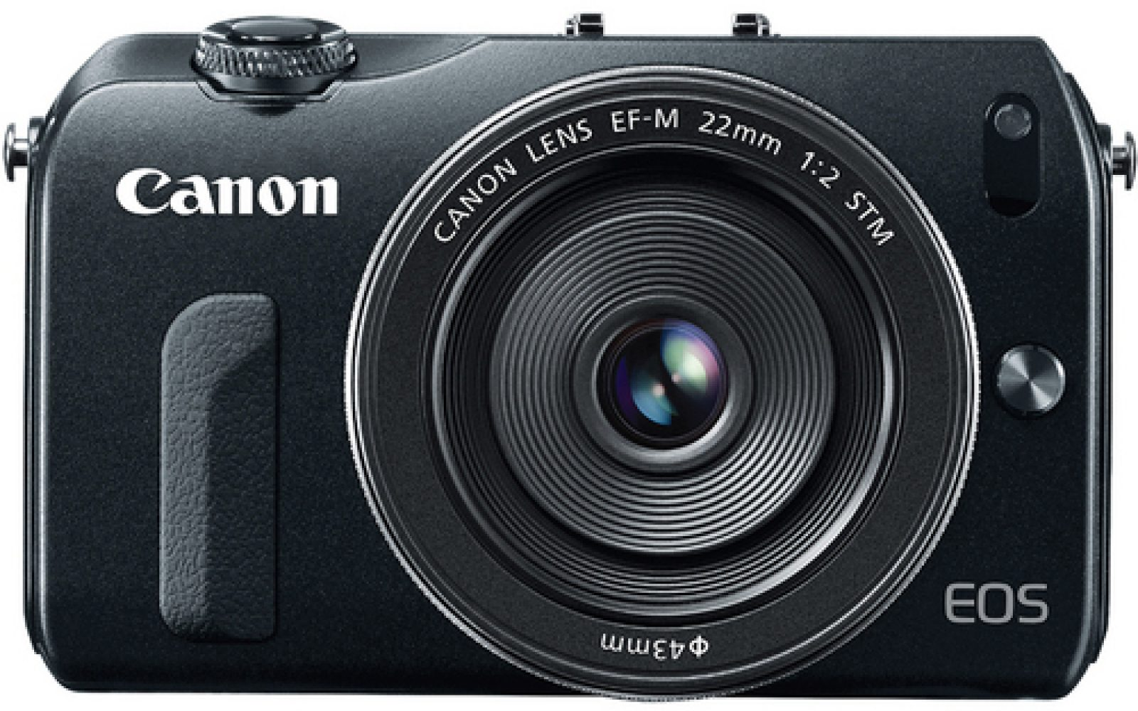 Canon Unveils Eos M 18mp Mirrorless Camera 800 In October With Ef 22mm F 20 Stm Pancake Lens