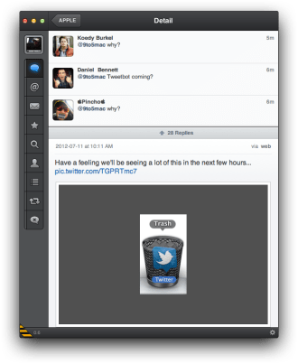Tweetbot for Mac- 4