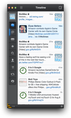 Tweetbot on the Retina MacBook Pro