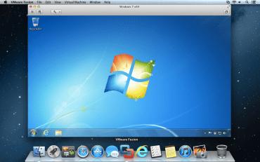 1.5. Windows 7 Single Window