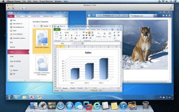 2. Windows Progms on a Mac