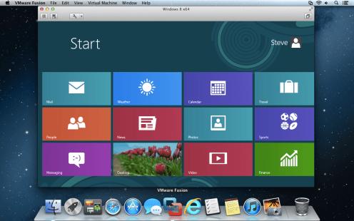 6. Windows 8 - Single Window