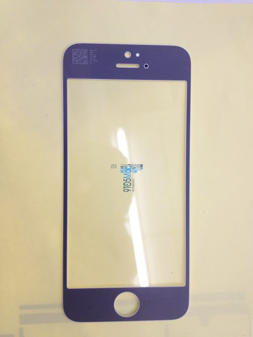 eiPhone 5 Front Glass