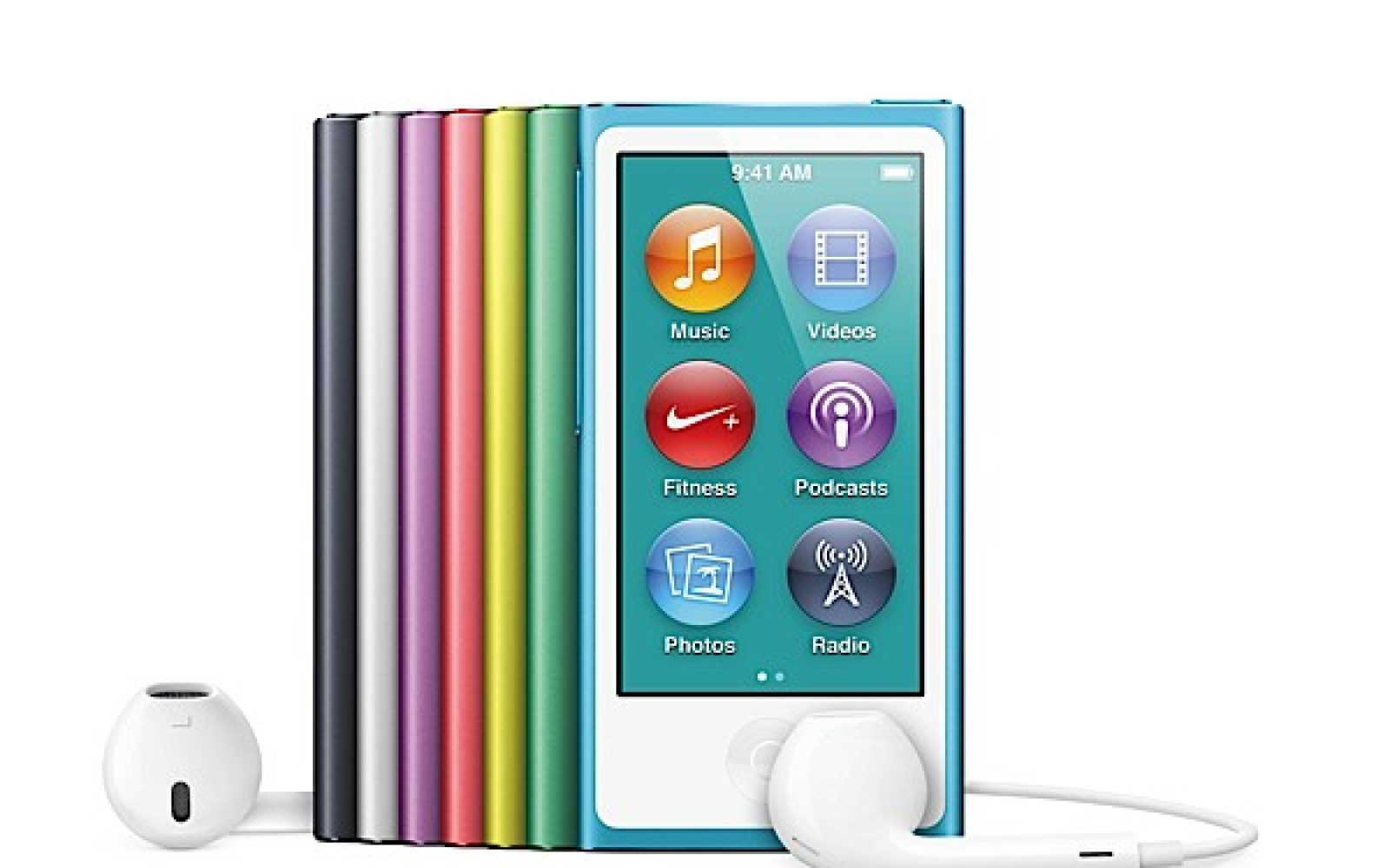 Apple releases minor version 1.0.1 update for new iPod nano