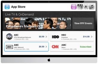 Apple TV concept 5